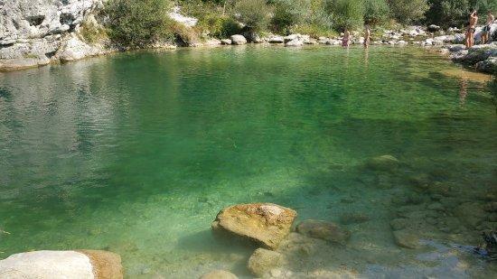 Arsiero, Italia: Veduta su torrente