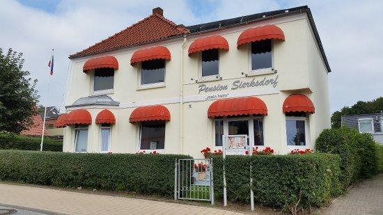 pension mein heim sierksdorf tyskland omd men tripadvisor. Black Bedroom Furniture Sets. Home Design Ideas