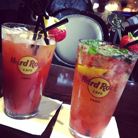 Tripadvisor Hard Rock Cafe Paris
