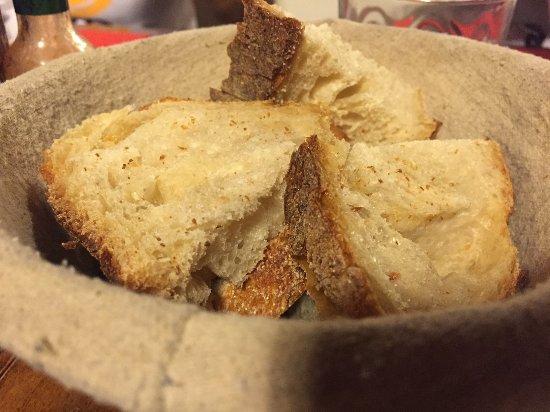 Au Port de la Lune: el pan