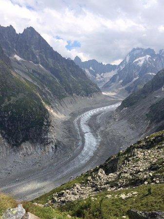 モンタンヴェール鉄道 - メール ド グラス氷河 Image