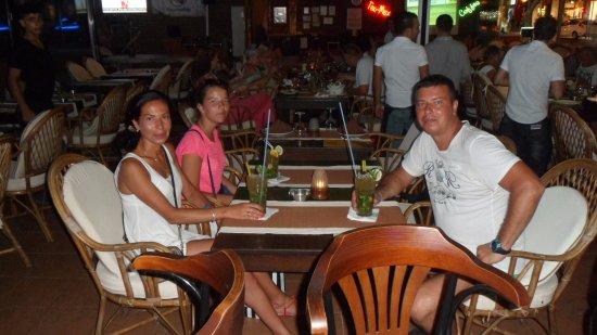 Panderosa restaurant