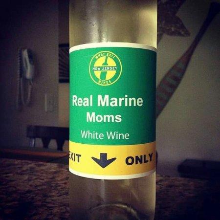 Ringoes, NJ: I love OYC Custom Wine Labels❤🍷