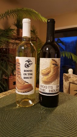 Ringoes, Nueva Jersey: I love OYC Custom Wine Labels❤🍷