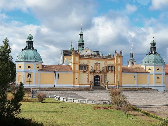 Pribram, Republik Ceko: Svatá Hora, Příbram