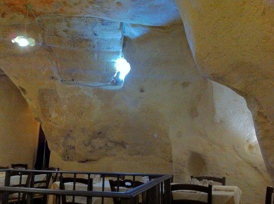 Ristorante Nadi : Locale tipico all'interno dei Sassi di Matera