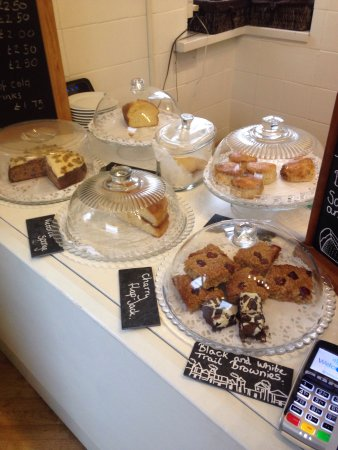 Pembridge, UK: The Cafe and Tearooms on Bridge St