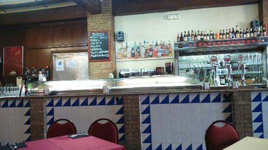 Algemesi, Spanyol: Hoy de menú.  Extraordinario!