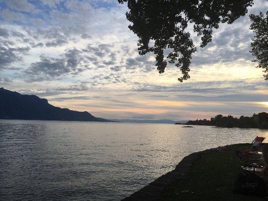 La Tour-de-Peilz, Suiza: un cadre idyllique