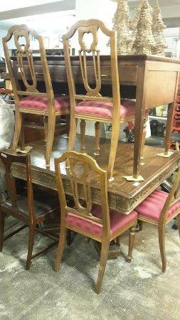 tavoli in massello - Foto di Alex & Stefi, Il Mercatino dell\'Usato ...