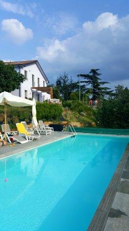 Fontanile, Italien: 20160819_174715_large.jpg