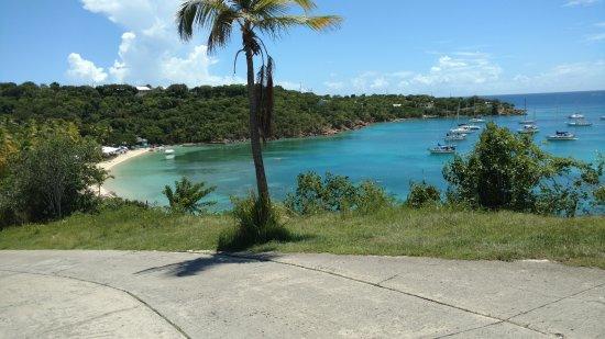 Water Island, St. Thomas: Almost there!