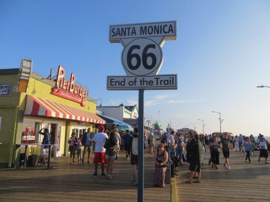 Foto de Santa Monica Motel