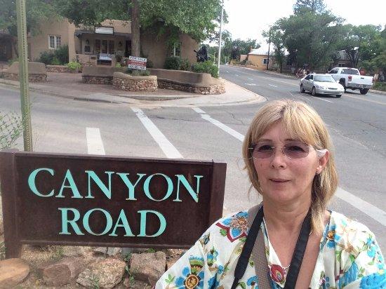 The Low Road From Taos and Santa Fe: volvería mil veces
