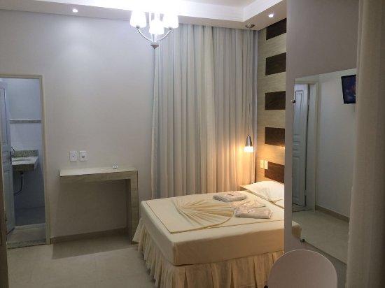 Beira Rio Hotel: Apartamento Luxo