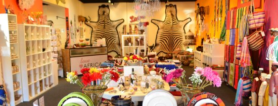 Love Africa Décor & Gallery