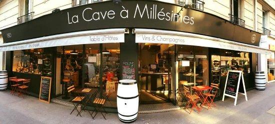 Cave a millesimes