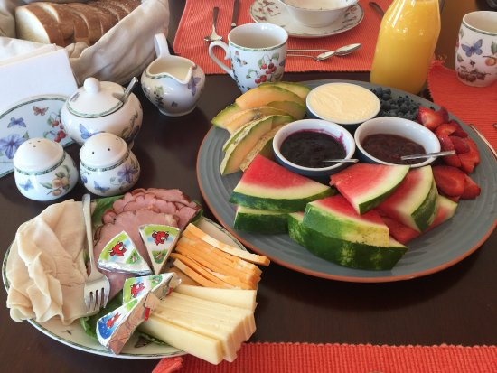 Saint-Louis-de-Kent, Καναδάς: Petit-déjeuner
