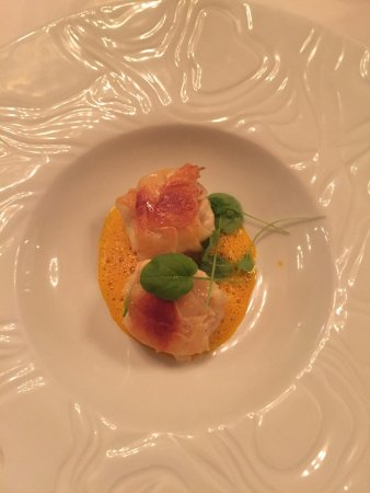 Bethesda, MD: Tasting menu at Bistro Provence absolutely great
