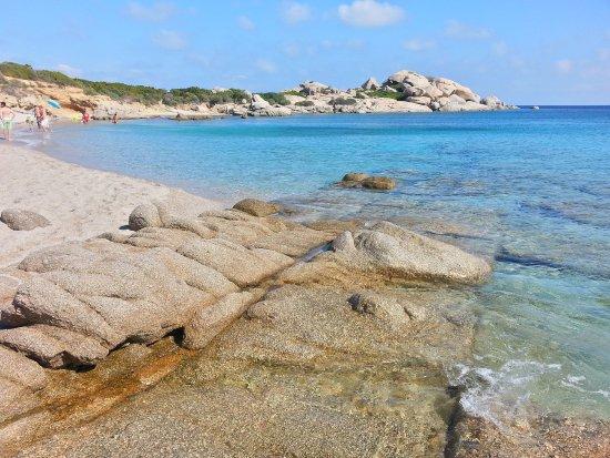 Spiaggia La Licciola