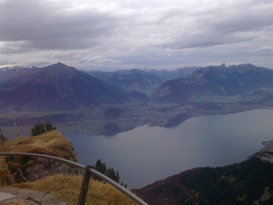 Thun, Suiza: Vom Niederhorn aus gesehen