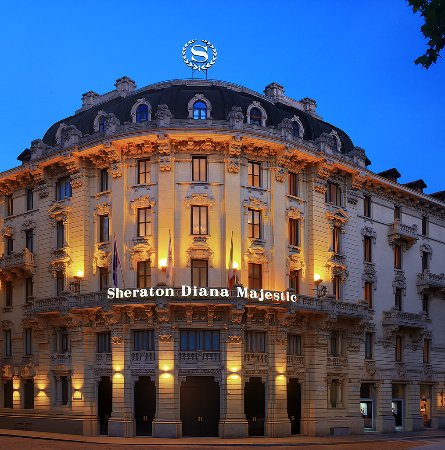 Photo of Hotel Sheraton Diana Majestic Hotel at Viale Piave 42, Milan 20129, Italy
