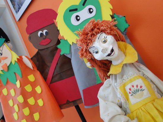 Animated Puppet Museum
