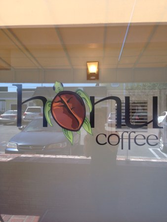 Newhall, Californië: Honu Coffee