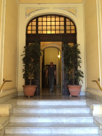 Residenza Cellini: Entrance