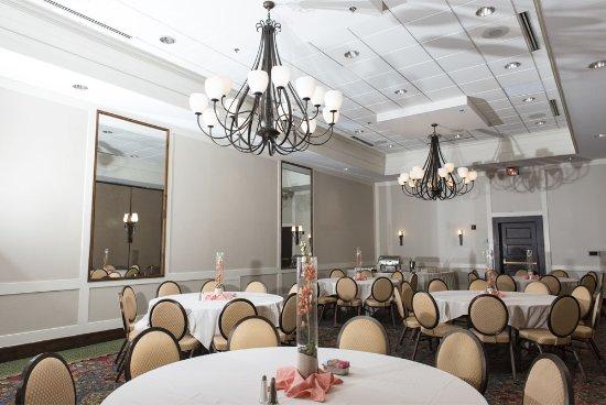 Brasstown Valley Resort & Spa : Banquet room