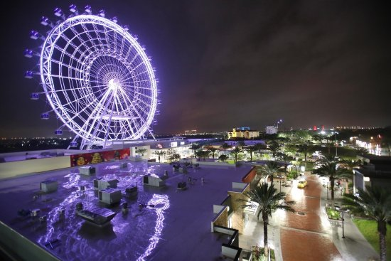 BEST WESTERN Airport Inn & Suites: Orlando The Eye