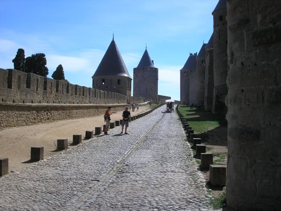 Montmaur, France: La Cite Carcassonne