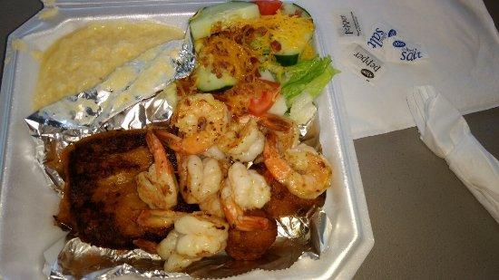 Crawfordville, ฟลอริด้า: A Gourmet Picnic