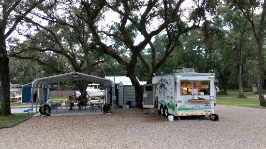 Crawfordville, FL: A Gourmet Picnic