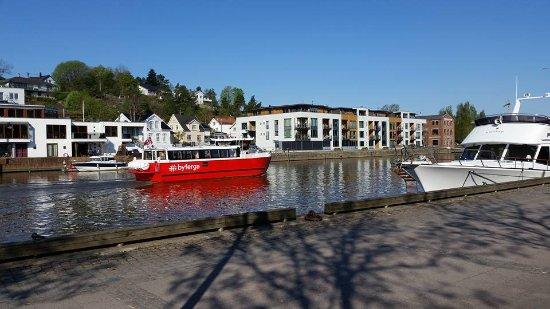 Restaurantes em Fredrikstad com culinária Vegetariana