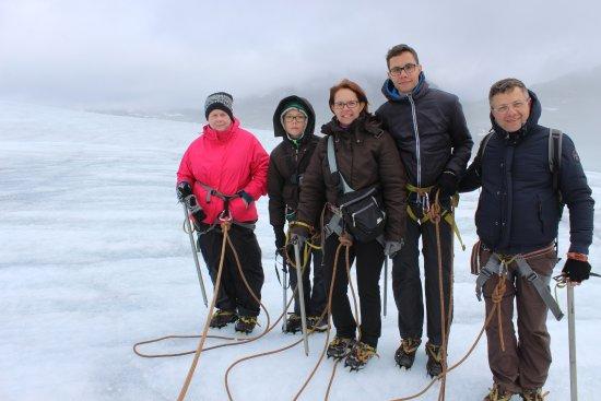 Jostedal, Norwegen: Il gruppo