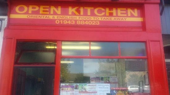 Open Kitchen Leeds Restaurant Reviews Photos Phone