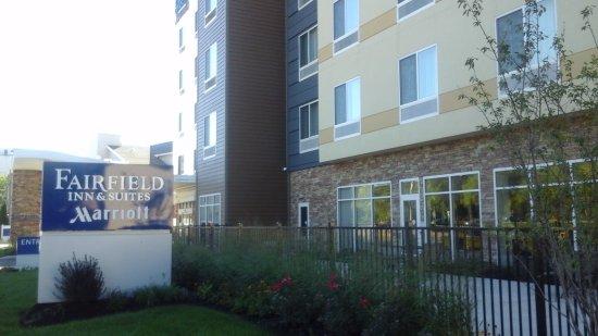 Fairfield Inn & Suites Niagara Falls