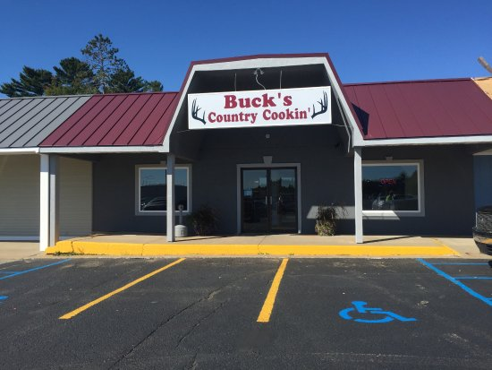 West Branch, MI: Buck's Country Cookin'