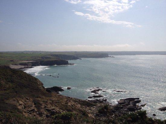 Mullion Cliffs National Nature Reserve