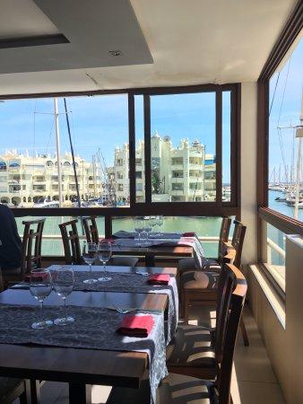 Restaurante Sakura: Vistas