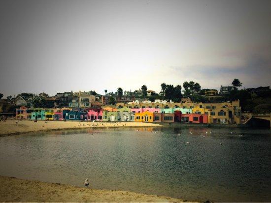 Capitola City Beach 사진