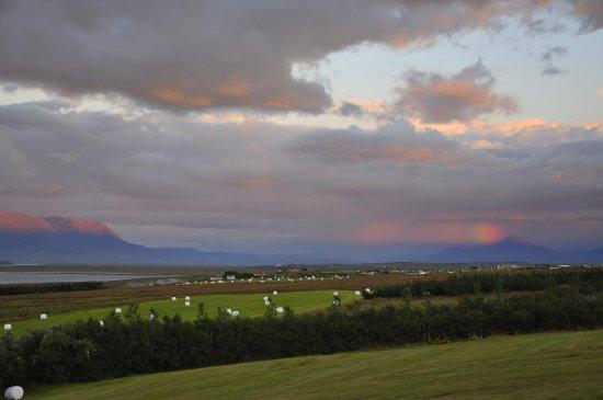 Saudarkrokur, Islandia: Panorama