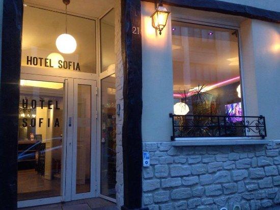 Hotel Sofia: Ingresso