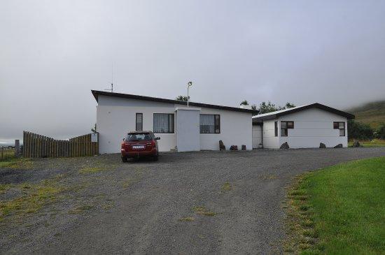 Saudarkrokur, Islandia: La guesthouse