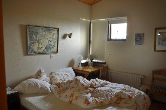 Saudarkrokur, Islandia: La nostra camera (disfatta)