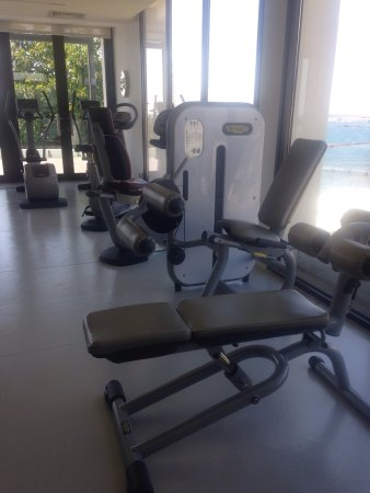 The Annabelle: Decent gym at the sister hotel 5 mins walk away