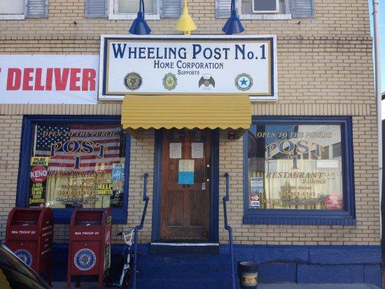 Wheeling Post One Restaurant Reviews Phone Number Photos Tripadvisor