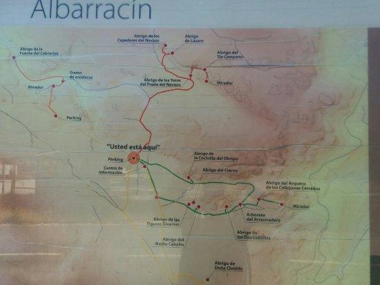Pinturas Rupestres Albarracin: IMG_20160906_114035_large.jpg