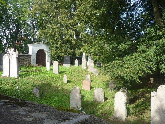 Jewish Cemetery (Zidovsky Hrbitov)